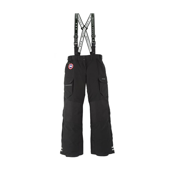 Cheap Canada Goose Women Tundra Cargo Pant Black Sale