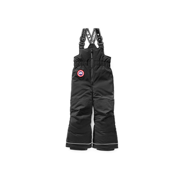 Cheap Canada Goose Kids Thunder Pants Black Sale