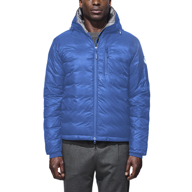 Cheap Canada Goose Men PBI Lodge Hoody PBI Blue Sale