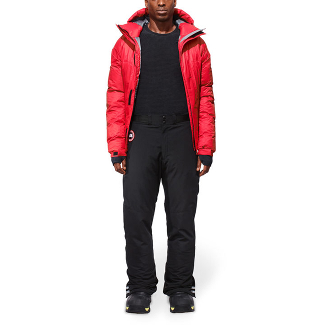 Cheap Canada Goose Men Tundra Pant Black Sale