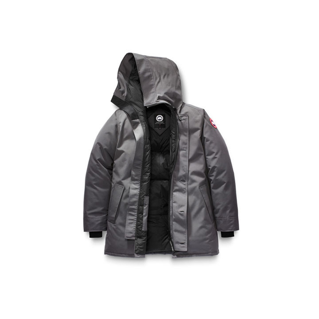 Cheap Canada Goose Men Chateau Parka Non-Fur Graphite Sale