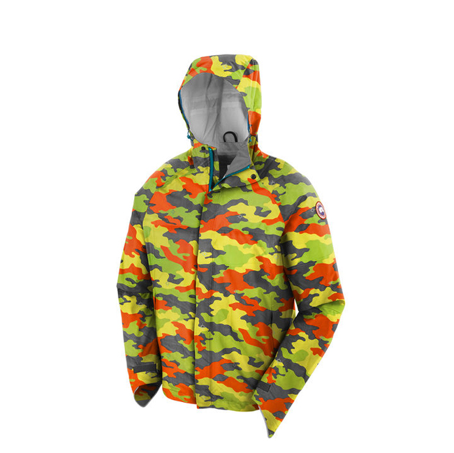 Cheap Canada Goose Men Alderwood Shell Solar Flare Camo Sale