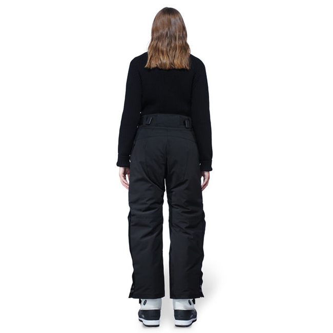 Cheap Canada Goose Women Tundra Pant Black Sale